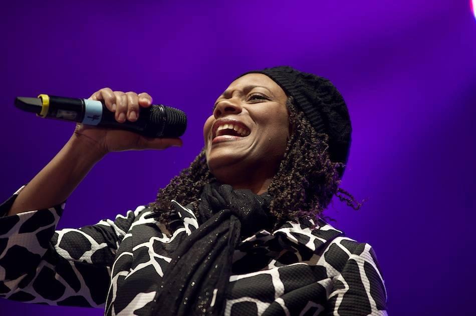 Deidrey Francois, Singer Songwriter, Entertainer, Joy Bringer