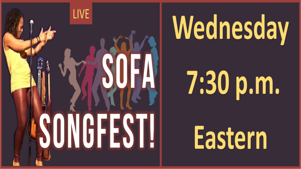 Sofa Songfest - Live with Deidrey Francois