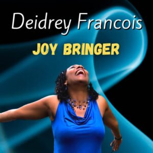 Toronto Singer, Songwriter Deidrey Francois. Ideal Music for Retirement Homes and Churches.